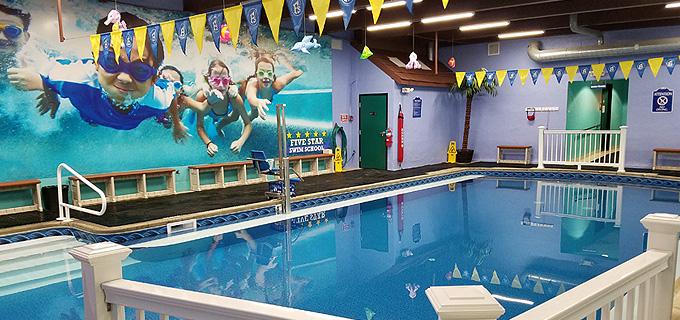 Lehigh valley pa five star swim school swimming - Cedar beach swimming pool allentown pa ...